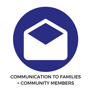 communication to families