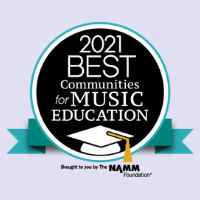 Wauwatosa School District Receives Third Consecutive  Best Communities for Music Education Award
