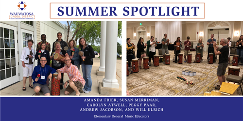elementary music summer spotlight