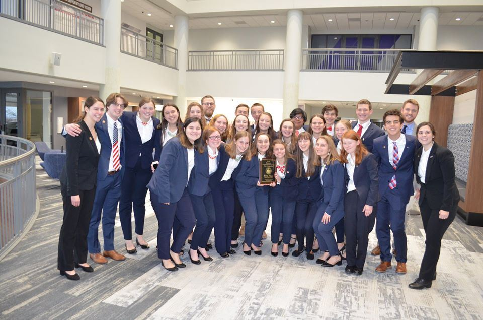 Both Wauwatosa public high schools headed to National Finals in competition about the constitution