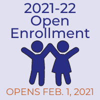 Open Enrollment Application Period Opens February 1, 2021