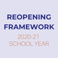 School Board Approves Reopening Framework for 2020-21 School Year