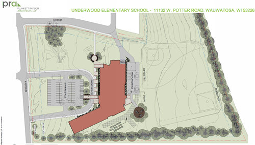 underwood site plan