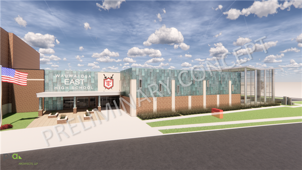 Morgridge Family To Donate An Additional 1 7 Million Toward East High School Pool Project