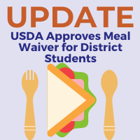 USDA Approves Food Service Waiver Through December 31, 2020