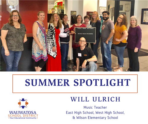 Will Ulrich Summer Spotlight