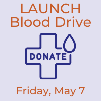 launch blood drive